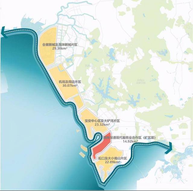 超重磅!中央再放大招,深圳前海合作区扩张7倍!还提及一家上市公司